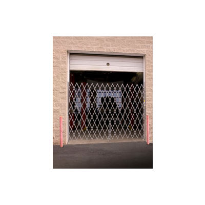 Illinois Engineered Products SSG865 Single Folding Gate 7'W to 8'W and 6'H