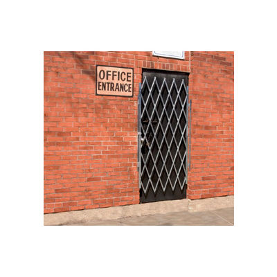 """Illinois Engineered Products D33 Folding Door Gate 48"""" W x 33"""" H"""