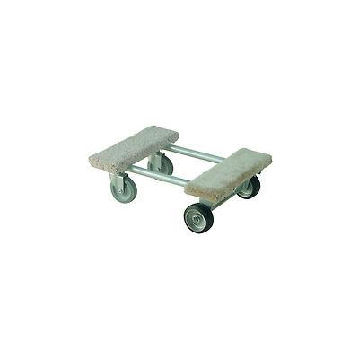 """Dutro 1355 Movers Dolly 25 x 18 5"""" Swivel & Rigid Wheels 1300 Lb. Capacity"""