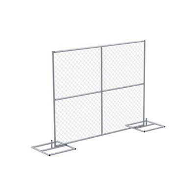 Galvanized Construction Barrier, Starter Unit