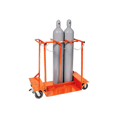 Cylinder Truck 6 Cylinders 1500 Lb. Capacity - CT-6