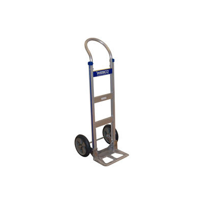 Wesco® Cobra-Lite Aluminum Hand Truck 220562 Continuous Handle Balloon