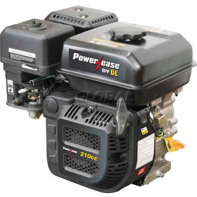 Power Ease, Gas Engine, 7HP, Recoil