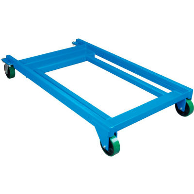 Cart Portability Option EZ-CART for Bishamon® OPTIMUS® Lift2K & Lift3K Scissor Lift Tables