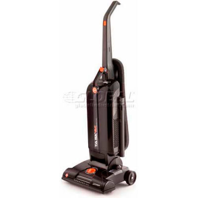 "Hoover® TaskVac™ Bagged Upright Vacuum, 13-1/2"" Cleaning Width"