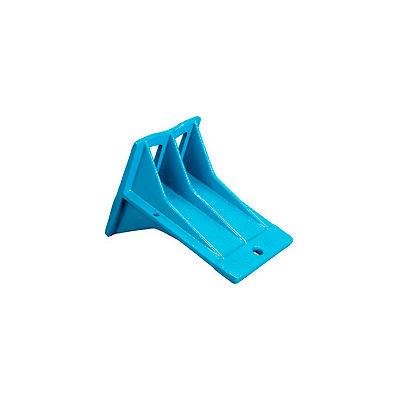 "Ideal Warehouse Cast Ductile Iron Wheel Chock 60-7280 12""L x 8""W x 9""H"