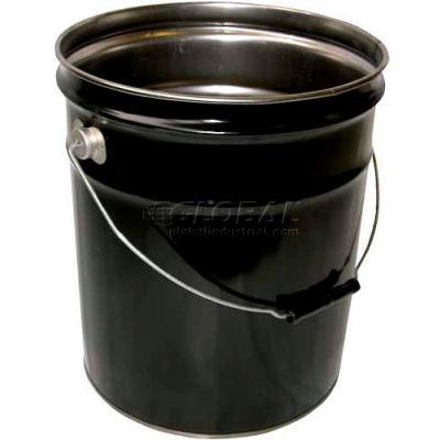 5 Gallon Open Head Steel Pail PAIL-STL-RI - Rust Inhibitor Lining