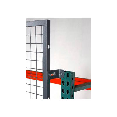 Wirecrafters - RackBack® Wire Mesh PR Enclosure - Flush Mount Clips -4pcs