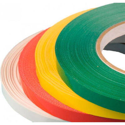 """Tach-It® 13-180 Bag Sealing Tape, 3/8"""" x 180 Yd. Roll, Yellow, 12 Pack"""