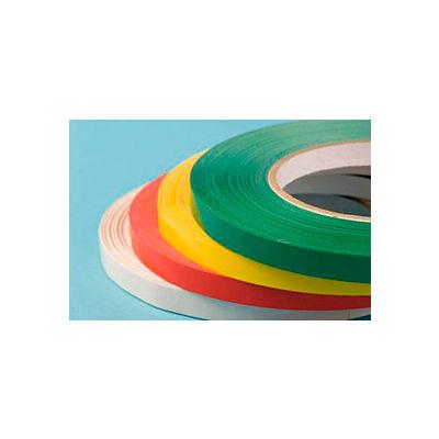"Tach-It® 38-180 Bag Sealing Tape, 3/8"" x 180 Yd. Roll, Green, 12 Pack"