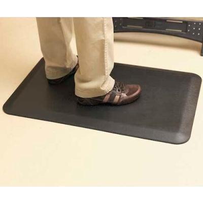 "NewLife™ Eco-Pro Anti-Fatigue Mat, 20""x48"", Black"