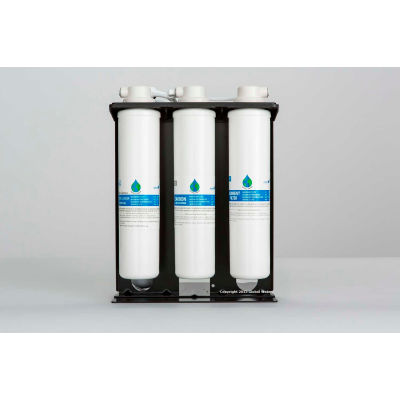 Global Water 3-Pack Of Replacement Filters, Sediment, Carbon & Post Carbon