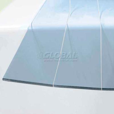 "Replacement Standard Clear PVC Strip E12ST096 - 12""W x .120"" Thick x 8'L"