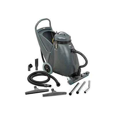 "Global Industrial™ Wet & Dry Vacuum 18 Gallon with 24"" Squeegee"