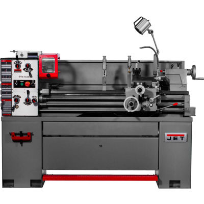 JET® 311446 EVS-1440B EVS Lathe with Acu-Rite 203 DRO & Collet Closer