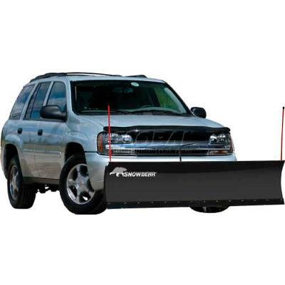 "SnowBear® 82"" x 19"" Truck/SUV Snowplow - 324-080"