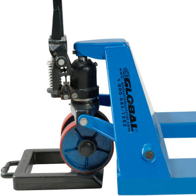 Global Industrial™ Best Value Pallet Jack Stop - Skid Truck Chock