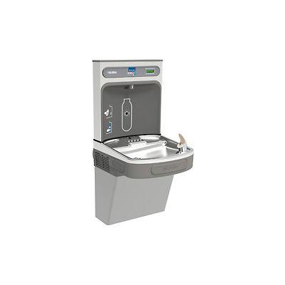 Elkay EZS8WSLK Water Refilling Station, Non Filtered Single Level, Light Gray