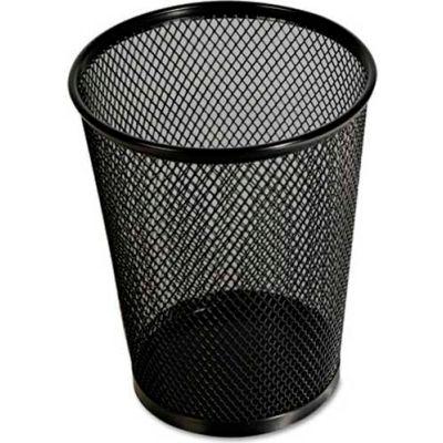 Universal One Jumbo Mesh Pencil Cup, Black