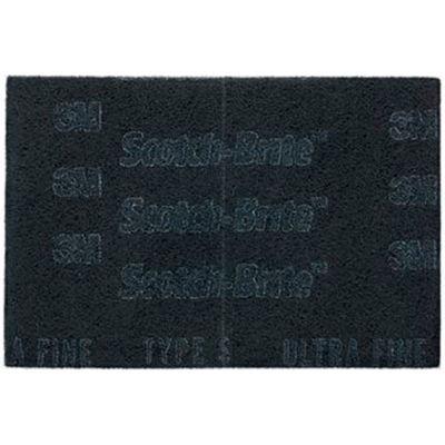 "3M™ Scotch-Brite™ 7448 PRO Hand Pad 6"" x 9"" Silicon Carbide ULF Grit-20 Pads"