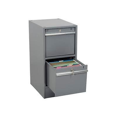 Premium 2 Drawer Pedestal with Built in Base
