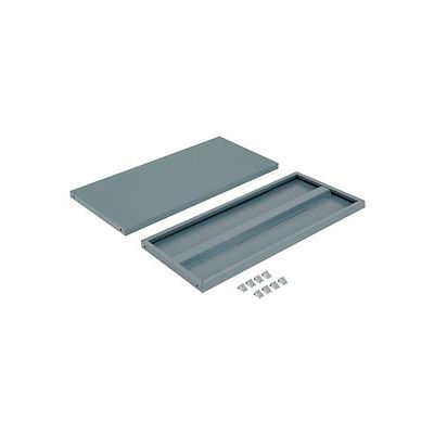 """Additional Shelves for 36""""W Storage Cabinet - Gray"""