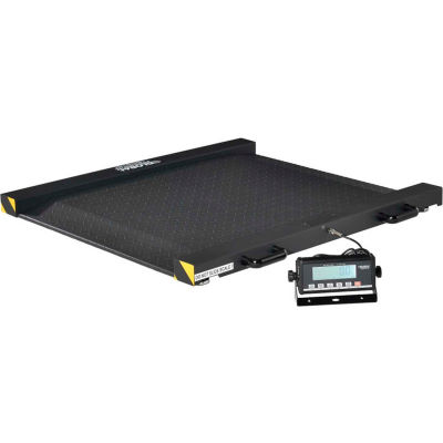 Global Industrial™ Drum Scale With LCD Indicator, 1,000 lb x 0.5 lb