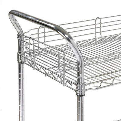 "Nexel® AH18EP Nexelate® Utility Cart Handle 18"" (Priced Each, In A Package Of 2) - Pkg Qty 2"