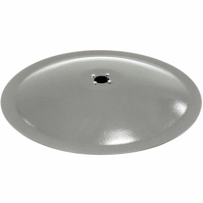 """Global Industrial™ Replacement Round Base for CD 25"""" and 30"""" Pedestal Fans"""