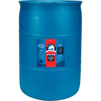 Bare Ground Bolt Calcium Chloride Liquid Deicer - 55 Gallon Drum BGB-55DC