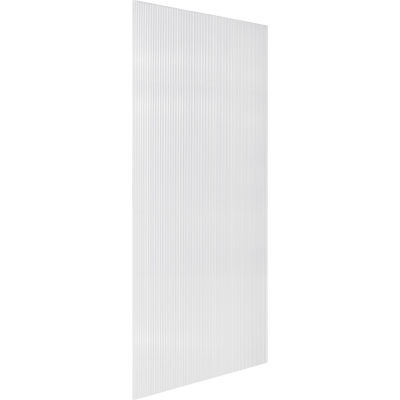 """67"""" Wall Panel Replacement with Hardware for Global Industrial™ Shelter"""