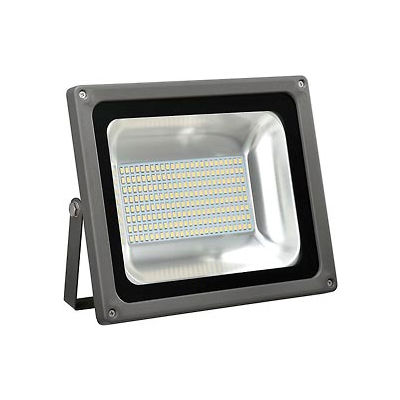 Global™ LED Flood Light, 100W, 10000 Lumens, 5000K, w/Mounting Bracket