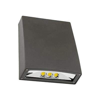 Global™ LED Low Profile Wall Pack - Full Cut-off, 50w, 4000 Lumens, 5000K