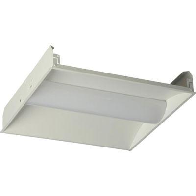 Global Industrial™ LED 2'x2' Troffer 36W 3960 Lumens 4000K Center Basket 85 CRI 0-10V Dim