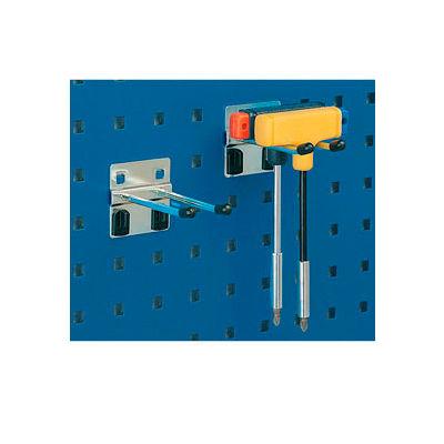 """Bott 14002039 Double Straight Hooks For Perfo Panels - Package of 5 - 2""""L"""