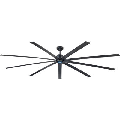 "Global Industrial™ 96"" Industrial Ceiling Fan, 6 Speed, 13080 CFM, 120V"