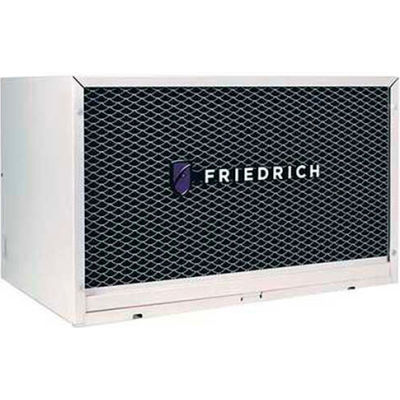 Friedrich Sleeve for Wallmaster® Units. Includes Weather Panel and Standard Grille