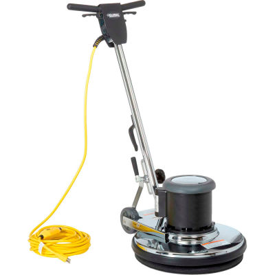"Global Industrial™ 20"" Floor Scrubbing Machine, 20"" Cleaning Path"