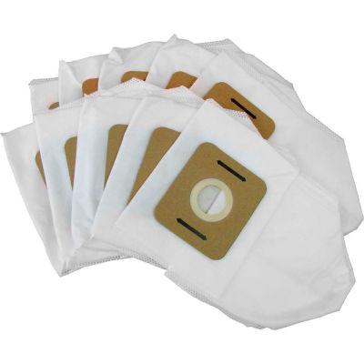 HEPA BackPack Vac Replacement HEPA Filter Bags, 10 Pack