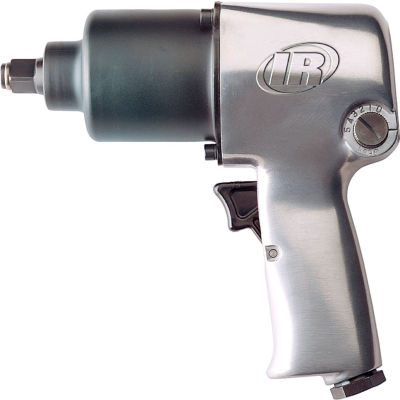 """Ingersoll Rand Vibrotherm Air Impact Wrench, 1/2"""" Drive Size, 500 Max Torque"""