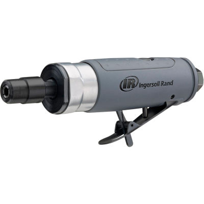 "Ingersoll Rand 308B 1/4"" Composite Grip Straight Air Die Grinder 0.33 Hp"