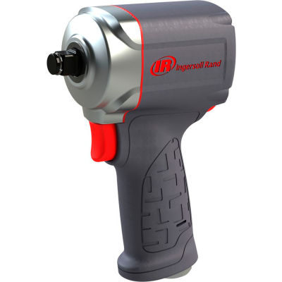"""Ingersoll Rand 15QMAX 3/8"""" Quiet Ultra-Compact Air Impactool™ Wrench"""