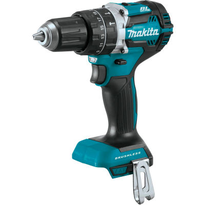 """Makita XPH12Z 18V LXT Lithium-Ion 1/2"""" Brushless Cordless Hammer Driver-Drill (Tool Only)"""