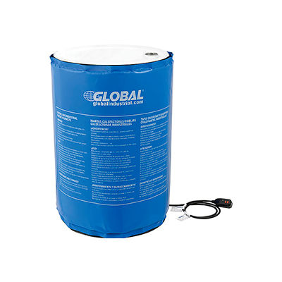 55 Gallon Drum Heater Blanket - Temperature Fixed At 100°F