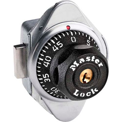 Master Lock® 1670STK Built-In Combo Lock For Box Lockers w/1 Control Key & Chart, Price Each - Pkg Qty 50
