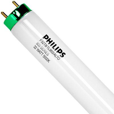 Philips 479634 F32T8/950/ALTO 4' Fluorescent T8 Lamp, 32W, 2600 Lumens, 5000K, Medium Bi-Pin - Pkg Qty 30