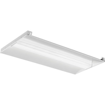 Lithonia BLC 2X4 4000LM 35K LED Recessed Troffer, Center Basket, 32W, 4034 Lumens, 3500K, 0-10V Dim