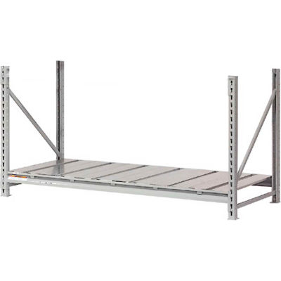 "Global Industrial™ Additional Level 60""W x 36""D Steel Deck"