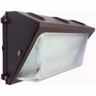 Commercial LED CLW4-505WMBR LED Wall Pack, 50W, 7100 Lumens, 5000K, IP65, DLC 4.4