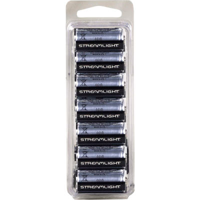 Streamlight® 85177 CR123A Lithium Battery (12 Pack)